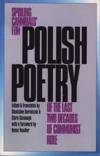 Polish Poetry of the Last Two Decades of Communist Rule: Spoiling Cannibals Fun