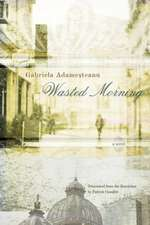 Wasted Morning: A Novel