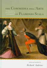 The Commedia dell'Arte of Flaminio Scala