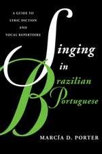 SINGING IN BRAZILIAN PORTUGUESPB