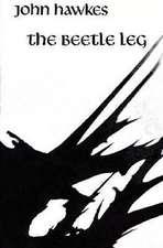 The Beetle Leg – A Novel