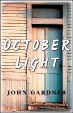 October Light – Novel