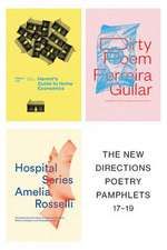 Poetry Pamphlets 17–19