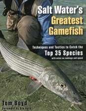 Salt Water's Greatest Gamefish