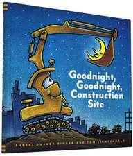 Goodnight, Goodnight, Construction Site:  Decorative Flash Cards