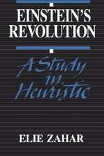 Einstein's Revolution:  A Study in Heuristic
