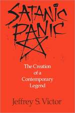 Satanic Panic:  The Creation of a Contemporary Legend