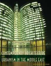 Contemporary Architecture and Urbanism in the Middle East