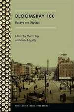 Bloomsday 100:  Essays on Ulysses