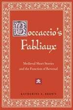 Boccaccio's Fabliaux
