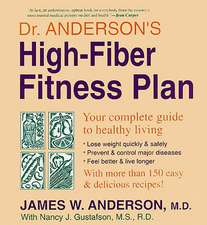 Dr. Anderson's High-Fiber Fit Plan