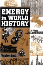 Energy In World History
