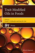 Trait–Modified Oils in Foods