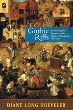 Gothic Riffs: Secularizing the Uncanny in the European Imaginary, 1780–1820