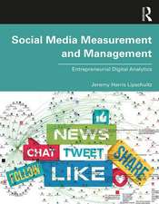 Social Media Measurement and Management