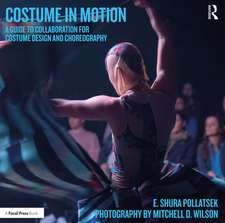 Costume in Motion