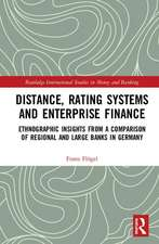 Distance, Rating Systems and Enterprise Finance