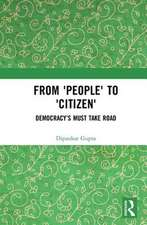From 'People' to 'Citizen'