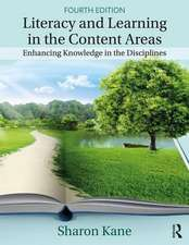 Kane, S: Literacy and Learning in the Content Areas
