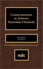 Countermeasures to Airborne Hazardous Chemicals