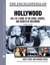 The Encyclopedia of Hollywood, Second Edition