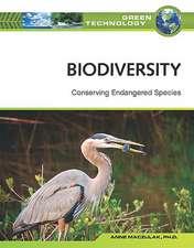 Biodiversity:  Conserving Endangered Species