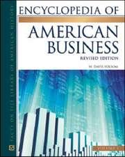 Encyclopedia of American Business