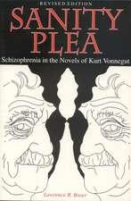 Sanity Plea: Schizophrenia in the Novels of Kurt Vonnegut