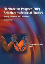 "Electroactive Polymer (EAP) Actuators as Artificial Muscles: ""Reality, Potential, and Challenges"""