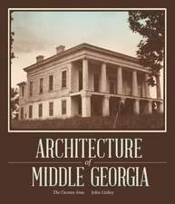 Architecture of Middle Georgia:  The Oconee Area