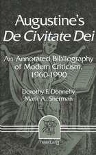 Augustine's de Civitate Dei