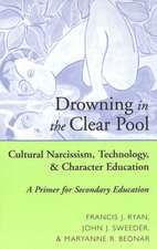 Drowning in the Clear Pool