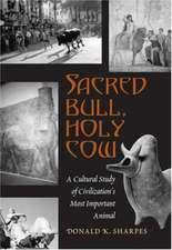 Sacred Bull, Holy Cow