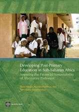 Mingat, A:  L'enseignement post-primaire en Afrique subsahar