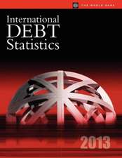 International Debt Statistics