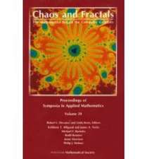 Chaos and Fractals: The Mathematics Behind the Computer Graphics