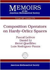 Lefevre, P:  Composition Operators on Hardy-Morosov Theorem