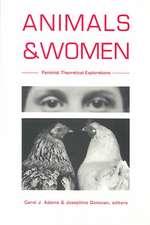 Animals and Women - PB