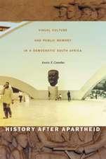History After Apartheid-PB