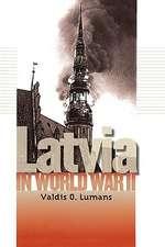 Latvia in World War II