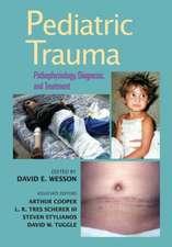 Pediatric Trauma:  Pathophysiology, Diagnosis, and Treatment