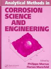 Analytical Methods in Corrosion Science and Engineering