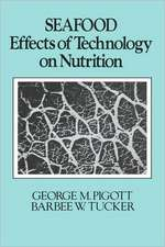 Seafood:  Effects of Technology on Nutrition