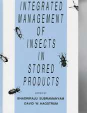 Integrated Management of Insects in Stored Products