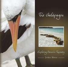 The Galápagos: Exploring Darwin's Tapestry