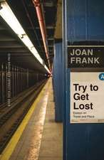 Try to Get Lost: Essays on Travel and Place