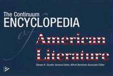 The Continuum Encyclopedia of American Literature
