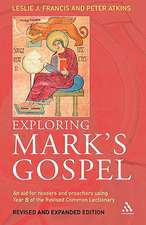 Exploring Mark's Gospel: An Aid for Readers and Preachers Using Year B of the Revised Common Lectionary