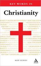 Key Words in Christianity