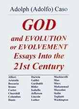 God & Evolution or Evolvement